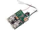 Spektrum přijímač AS5430L DSM2/DSMX 5CH AS3X s brzdou