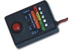 Tester baterií 4.8 / 6V NiCd, NiMH