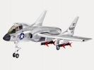 00019 - F 7U-3 Cutlass (1:60).