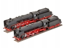 02158 - Fast Train Locomotives BR01 & BR02 (1:87).