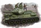 84807 Russian T-34/85 Tank