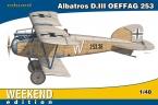 Albatros D. III OEFFAG 253 1/48