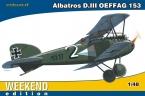Albatros D. III OEFFAG 153 1/48