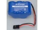 Baterie Rx NiMH 6.0V 1600mAh 3+2 pak