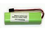Baterie vysílače 9,6V 2300mAh Futaba (10CP)