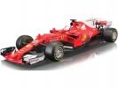 Bburago Ferrari Racing SF70-H 1:18 #5 Vettel