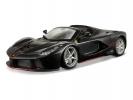 Bburago Ferrari LaFerrari Aperta 1:24 černá metalíza