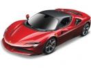 Bburago Ferrari SF90 Stradale 1:24 červená