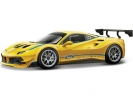 Bburago Ferrari 488 Challenge 1:24 žlutá
