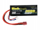 Black Magic LiPol Car 7.4V 2200mAh 30C Deans