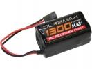 DUREMAX akumulátor NiMH 4.8V 1300mAh RX kostka