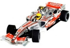 F-1 Vodafone McLaren Mercedes race car