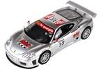 Ferrari 360 GTC stříbrné