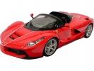 Ferrari LaFerrari Aperta 1:24 červená