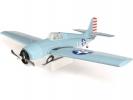 Grumman F4F Wildcat 1.0m SAFE Select BNF Basic