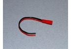 Kabel BEC samice silikonový 10cm