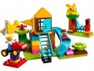LEGO DUPLO - Velký box s kostkami na hřiště