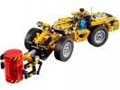 LEGO Technic - Pyrotechnický vůz