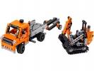 LEGO Technic - Silničáři