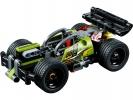 LEGO Technic - Zelený závoďák