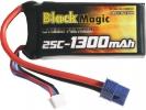 LiPol Black Magic 11.1V 1300mAh 25C EC3