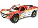 Losi Super Baja Rey Desert Truck 1:6 4WD BL RTR červená