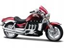 Model motocyklu Bburago Trimph Rocket III 1:18