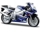 Model motocyklu Bburago Suzuki GSX-R750 1:18