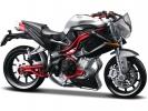Model motocyklu Bburago Benelli TNT Titanium 1:18