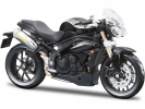 Model motocyklu Bburago Triumph Speed Triple 1:18