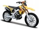 Model motocyklu Bburago Suzuki RM-Z450 1:18
