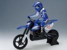 Motorka M5 Cross Brushless EP Plug & Play modrá
