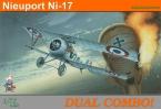 Nieuport Ni-17 DUAL COMBO 1/72