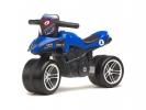 Odrážedlo Moto Racing Team modré