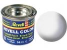 Revell emailová barva #5 bílá matná 14ml