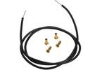 SCX PRO - Kabel 0.5m + 4 koncovky