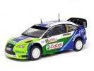 Ford Focus RS WRC 2009, auto na diaľkové ovládanie