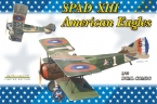 Spad XIII American Aces DUAL COMBO 1/48