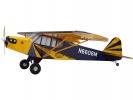 Sport Cub Clipped Wing 1:4 2.5m ARF modrý
