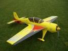 Sukhoi 29 E30 žlto-červený