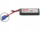Team Orion LiPol 1800mAh 3S 11.1V 50C EC3 LED