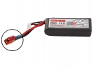 Team Orion LiPol 2200mAh 4S 14.8V 50C Deans LED