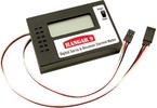 Tester digitálních serv a měřič proudu Rx