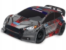 Traxxas Ford Fiesta ST Rally 1:10 4WD TQ RTR