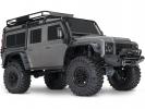 Traxxas TRX-4 Land Rover Defender 1:10 TQi RTR šedý