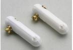 Vidlička plastová se šroubkem do pr.2mm (2)