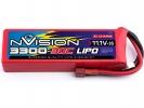 nVision LiPol 3300mAh 11.1V 30C